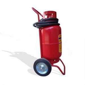 Bình chữa cháy bột BC 35kg MFZ35