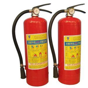 Bình chữa cháy bột BC 4kg MFZ4