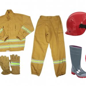 Đồng phục chữa cháy theo TT48