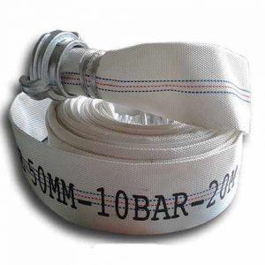 Vòi chữa cháy D50-10bar-20m + khớp nối