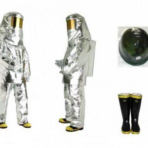 Bộ quần áo chống cháy, quần áo chịu nhiệt 1000 độ C