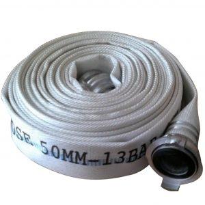 Vòi chữa cháy D50-13bar-20m + khớp nối