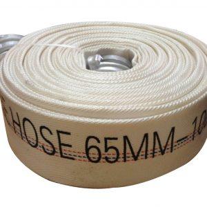 Vòi chữa cháy D65-10bar-20m + khớp nối